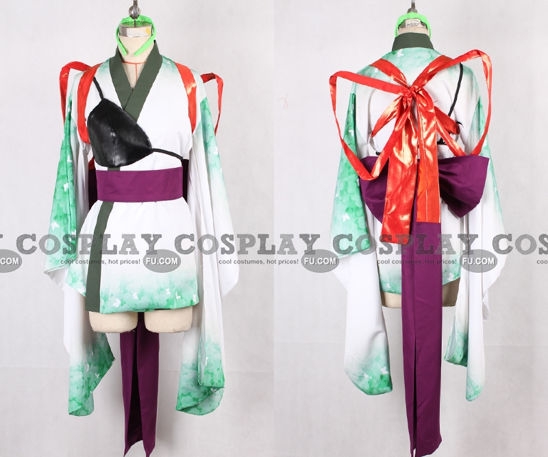 Tohoku Cosplay Costume from Vocaloid 3