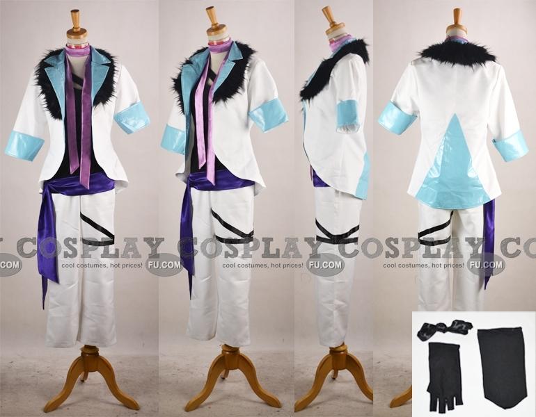 Tokiya Cosplay Costume (2nd) from Uta no Prince sama