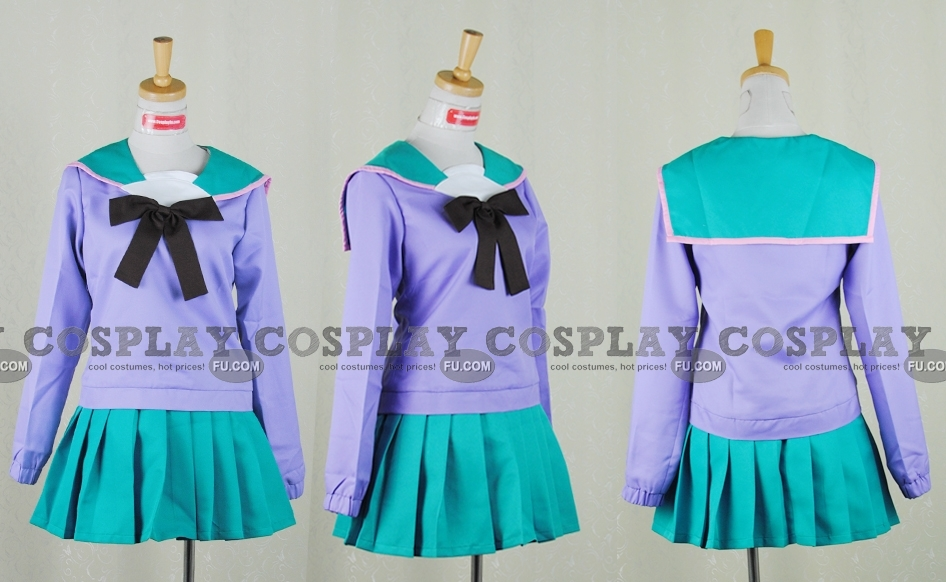 Tooru Cosplay Costume from A Channel