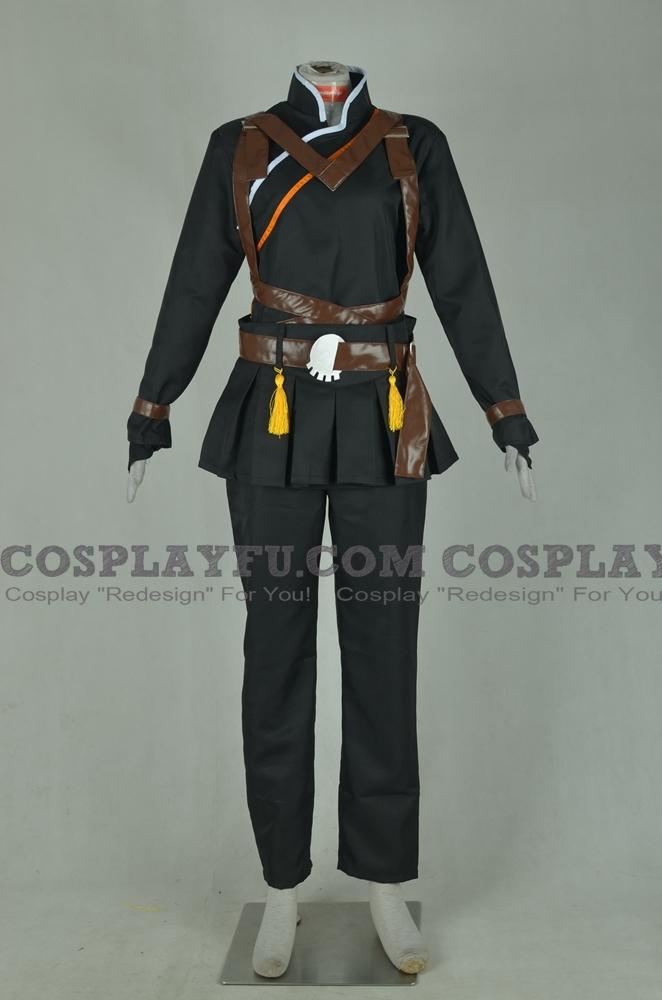 Toru Cosplay Costume from Chaika - The Coffin Princess