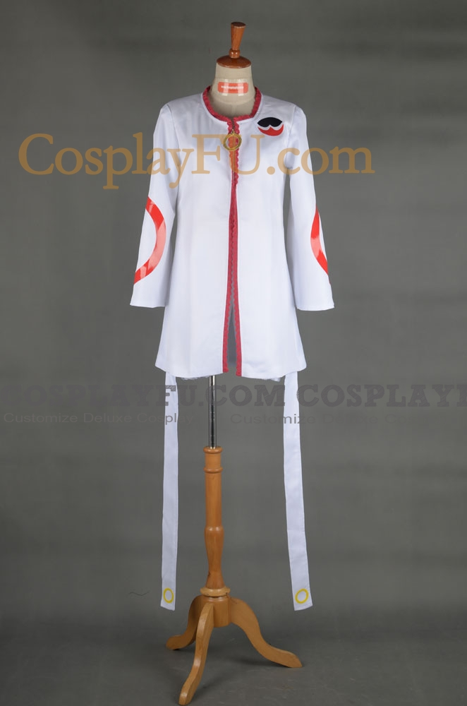 Toto Cosplay Costume from Deadman Wonderland