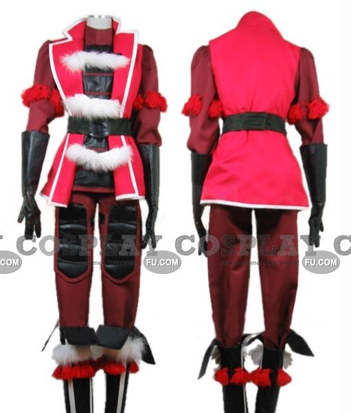 Toyotomi Cosplay Costume from Sengoku Basara 2