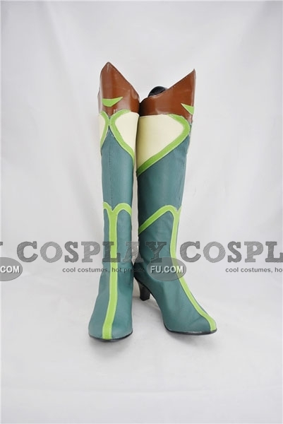 Triana Shoes (B367) from Dragon Nest