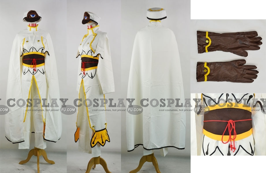 Tsubaki Cosplay Costume from BlazBlue