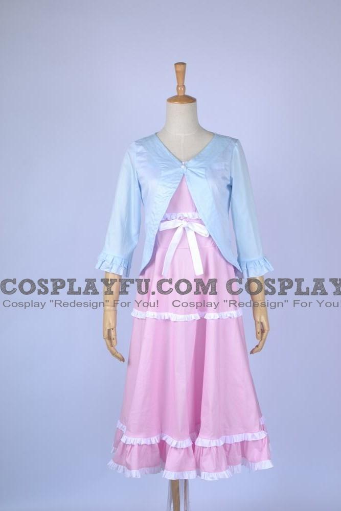 Tsukumo Cosplay Costume (3rd) from Karneval