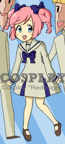 Tsumiki Cosplay Costume from Senpai Club