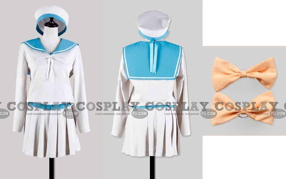 Error Musume Cosplay Costume from Kantai Collection