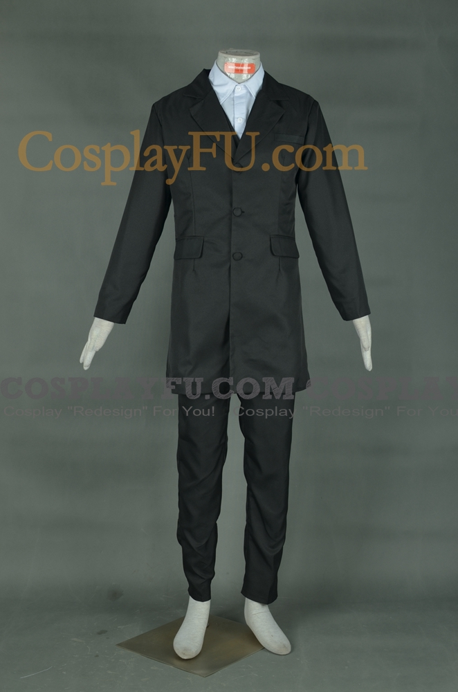 Twelfth Cosplay Costume from Doctor Who