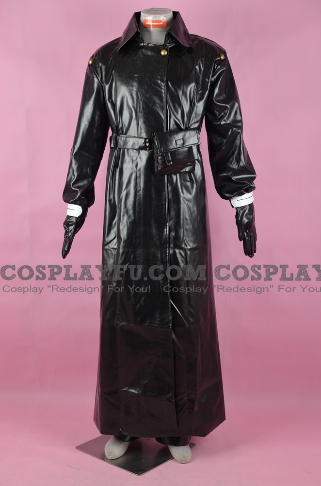 Tyrant Cosplay Costume from Resident Evil