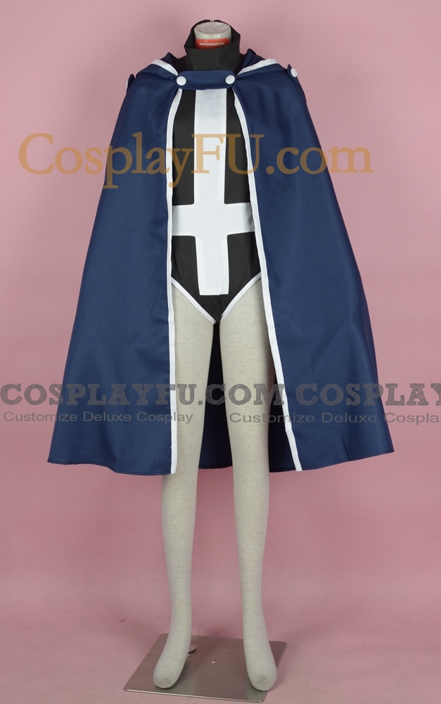 Ultear Cosplay Costume from Fairy Tail
