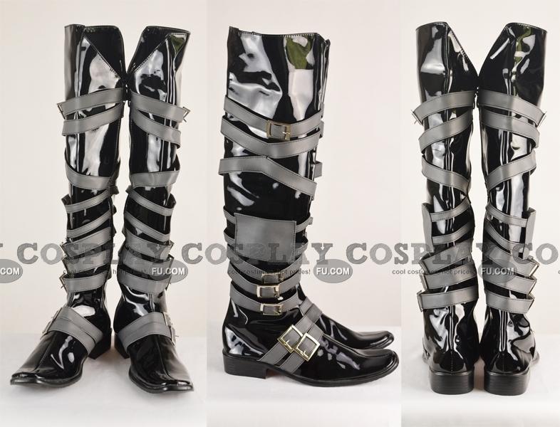 Under Taker Shoes (C051) from Kuroshitsuji