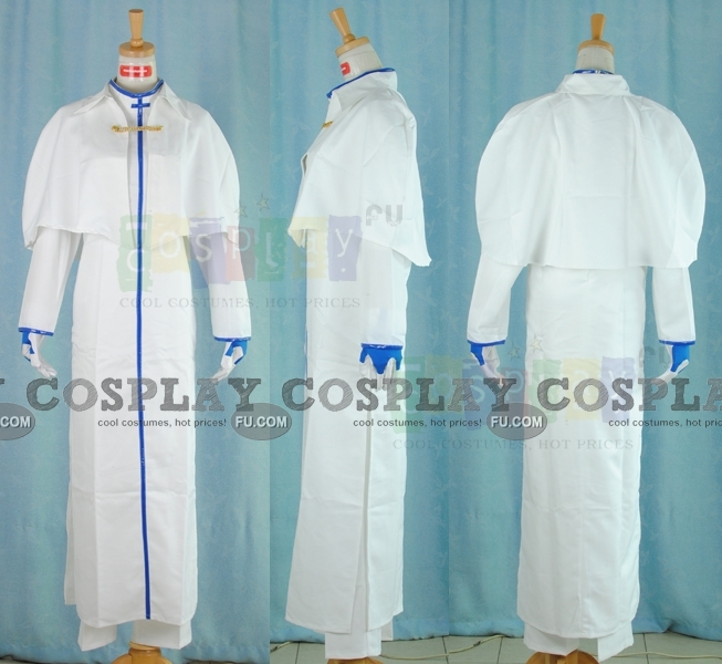 Ishida Cosplay Costume from Bleach