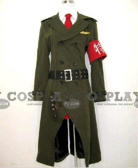 Toudou Cosplay Costume from Dolls