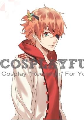 Uta Inushima Cosplay Costume from Ayakashi Gohan