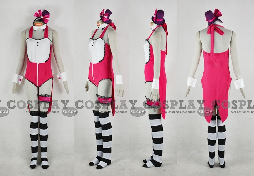 Vampi Cosplay Costume from Charuca Gothic