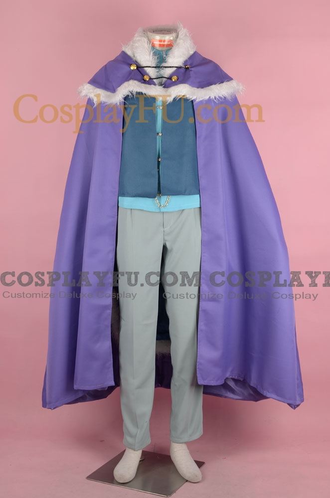 Varrick Cosplay Costume from The Legend of Korra