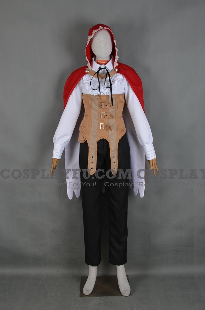 Velouria Cosplay Costume from Fire Emblem Fates