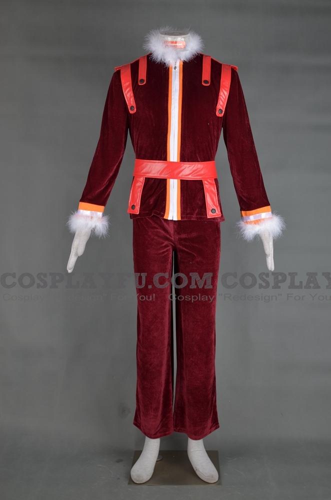 Viral Cosplay Costume (2nd) from Gurren Lagann