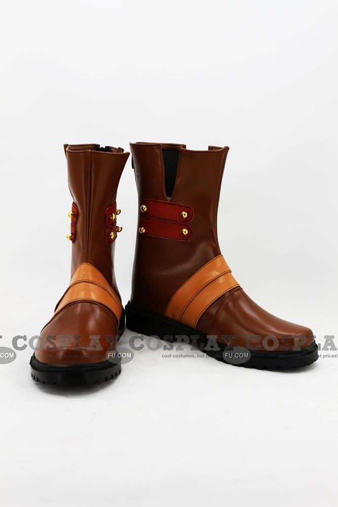 Viral Shoes (1818) from Gurren Lagann