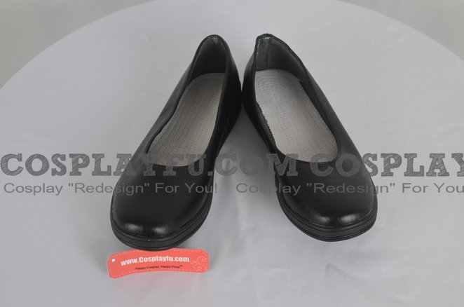 Wang Yao Shoes (Black) from Axis Powers Hetalia