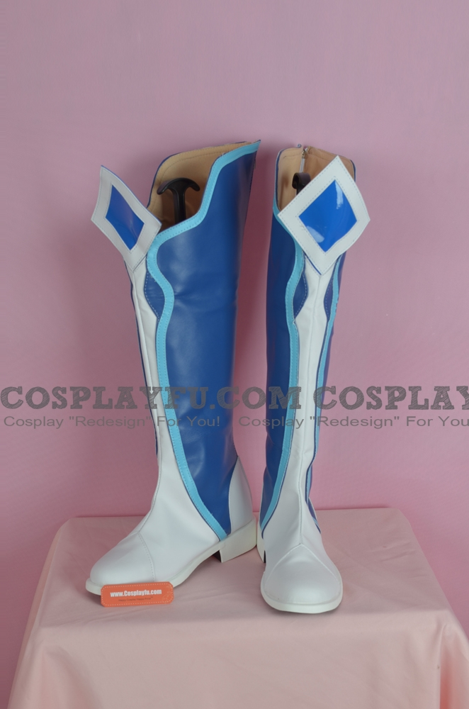 Warrior Shoes from Dragon Nest