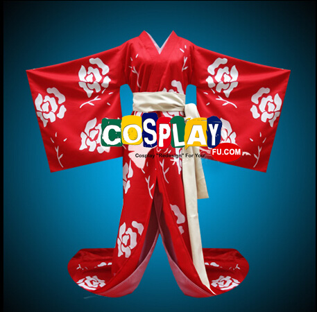 xxxHOLiC Kimihiro Watanuki Costume