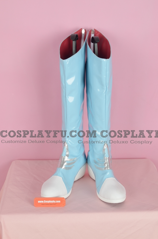 Weiss Shoes from RWBY