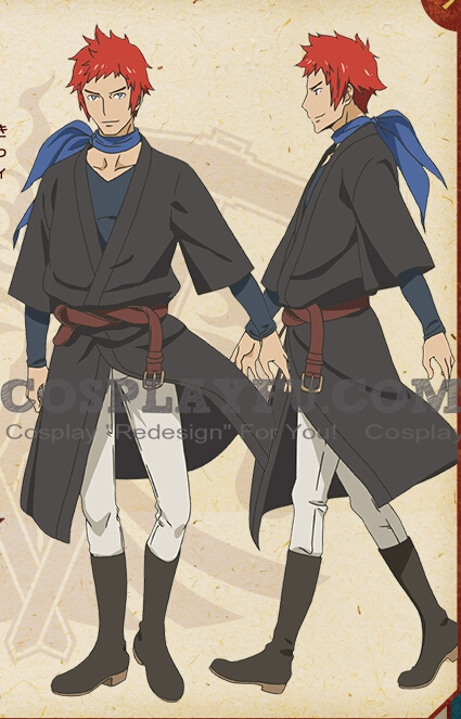 Welf Cosplay form Is It Wrong to Try to Pick Up Girls in a Dungeon