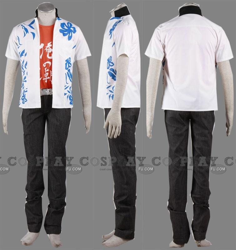 Yosuke Cosplay Costume (86-003) from Scared Rider Xechs