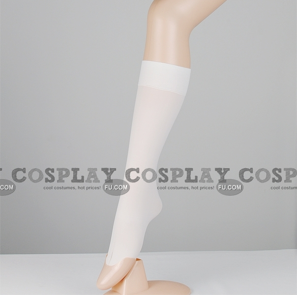 Blanc Socks Cosplay (01)
