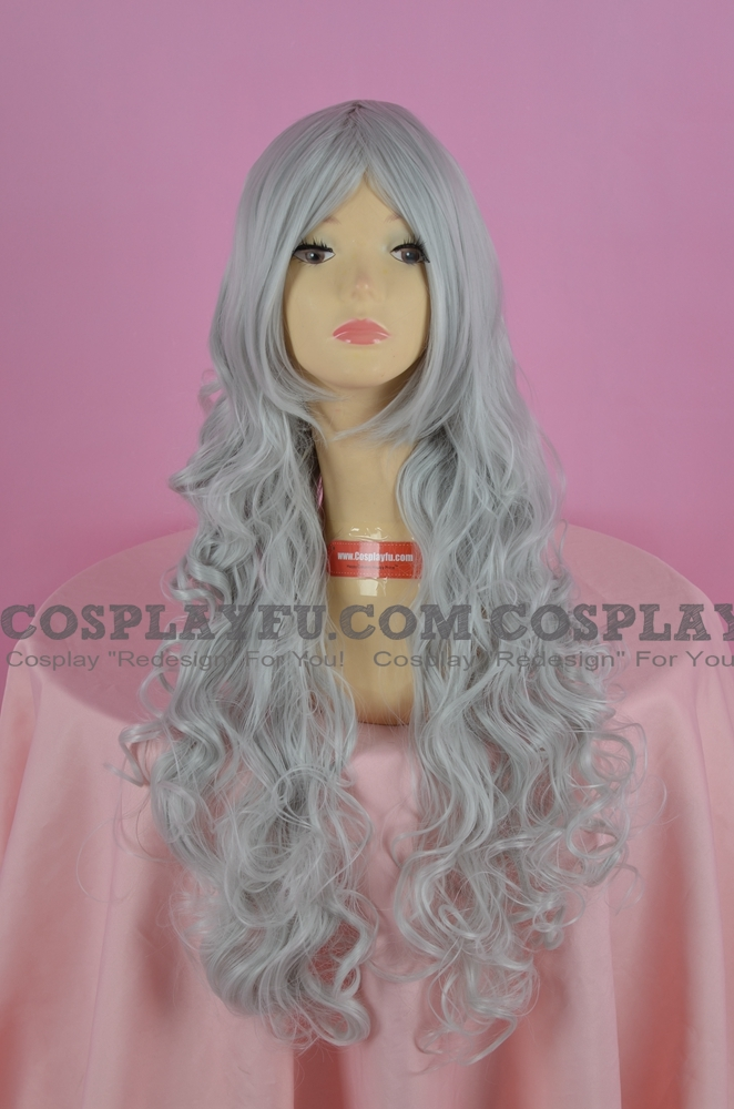 Neptune wig from Hyperdimension Neptunia