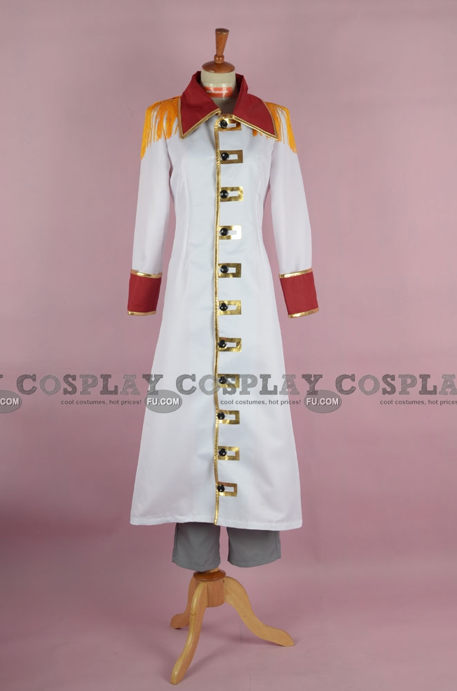 Whitebeard Cosplay Costume from One Piece