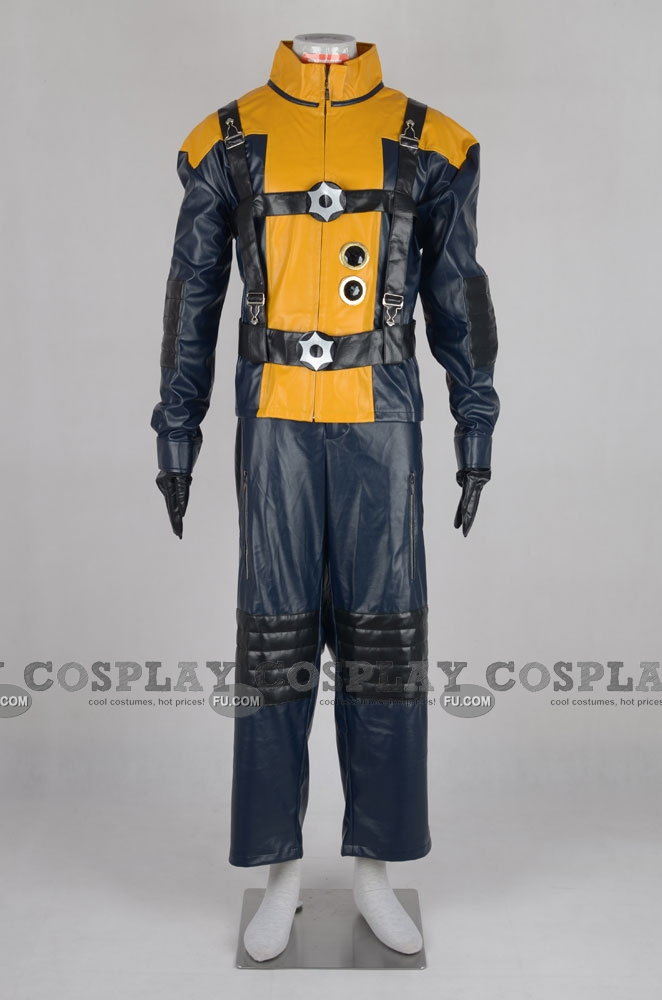 First Class Cosplay Costume (Uniform) from X-Men