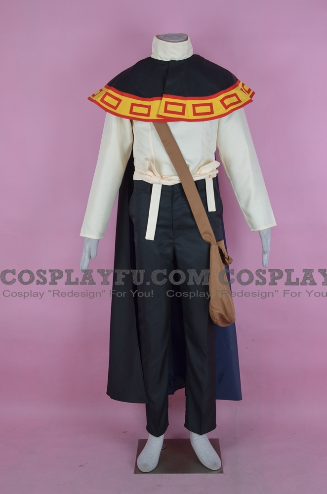 Xellos Cosplay Costume from Slayers