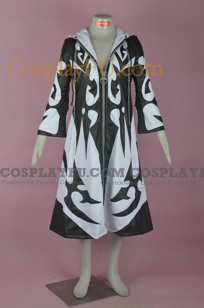 Xemnas Cosplay Costume from Kingdom Hearts