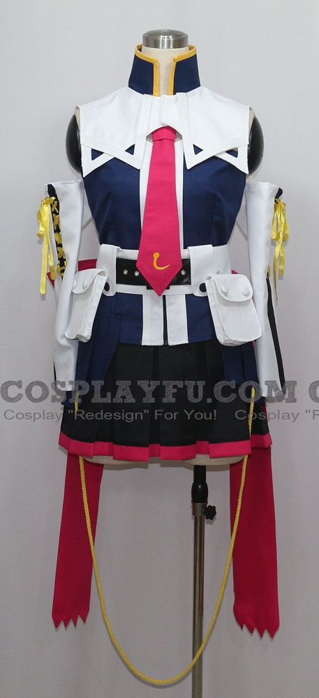 Xia Cosplay Costume from Beatmania IIDX