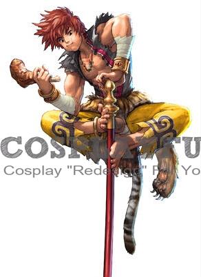 Xiba Cosplay Costume from Soulcalibur