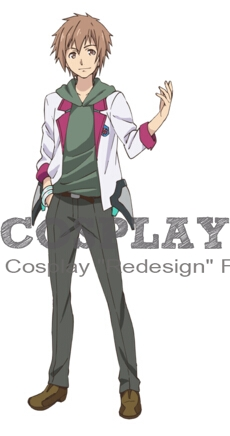 Yabuki Cosplay Costume from The Asterisk War