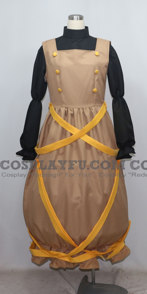 Yamame Cosplay Costume (1634) from Touhou Project