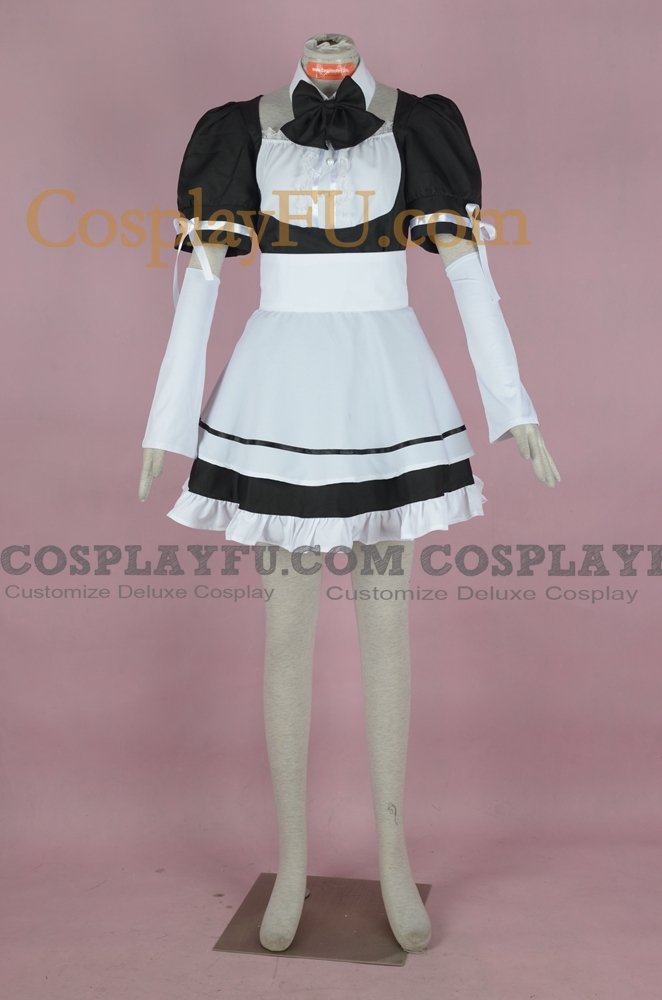 Yami Cosplay Costume (Maid) from To Love Ru