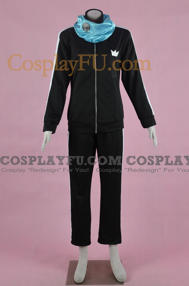 Yato Cosplay Costume from Noragami