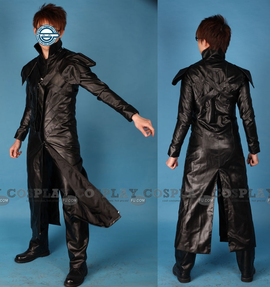 Yazoo Cosplay Costume (5-066) from Final Fantasy