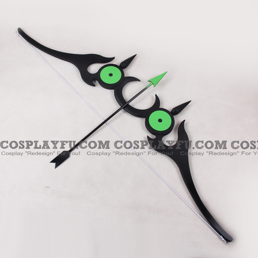 Yoichi Bow and Arrow (Gekkoin) from Seraph of the End