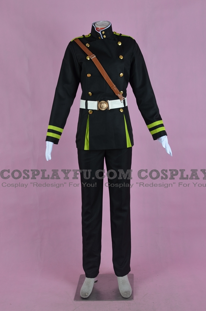 Yoichi Cosplay form Seraph of the End