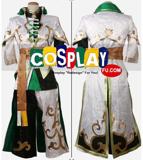 Yue Ying Cosplay Costume from Dynasty Warriors