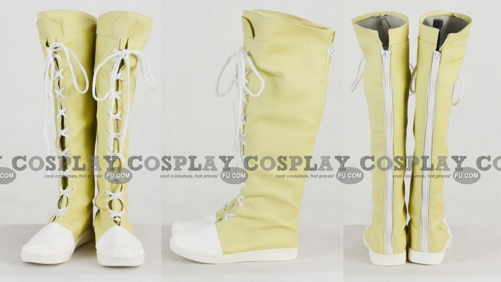 Yuffie Shoes (A613) from Final Fantasy