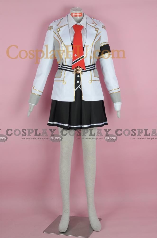 Yui Cosplay Costume from Kamigami no Asobi