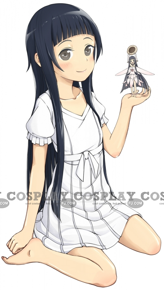 Yui Cosplay Costume from Sword Art Online