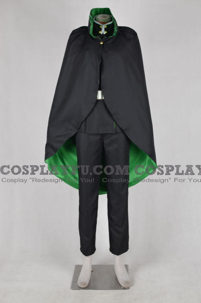 Yuichiro Cosplay Costume from Seraph of the End