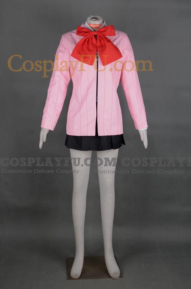 Custom Yukari Cosplay Costume (Uniform) from Persona 3 ...